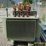 Transformatory olejowe 630kVA 15,75/0,42kV - Białystok