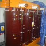 Transformator żywiczny 1600kVA 15,75/0,42kV – Sochaczew