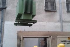 Transformator olejowy 630kVA 15,75/0,4kV – Bydgoszcz
