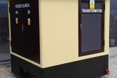 Kontenerowa stacja transformatorowa – Sokołów Podlaski