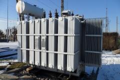 Transformator olejowy 6,3 MVA 30/15kV – Mielec