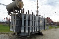 Transformator olejowy 16 MVA 110/15/6,3kV – Białystok